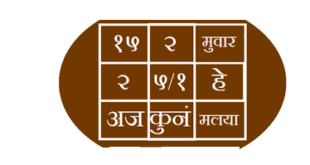 Yantra [Talisman] to eliminate Stomach agony