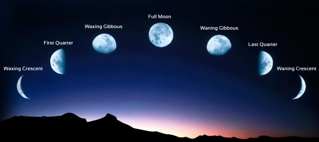 Moon in the 1st House of Horoscope.