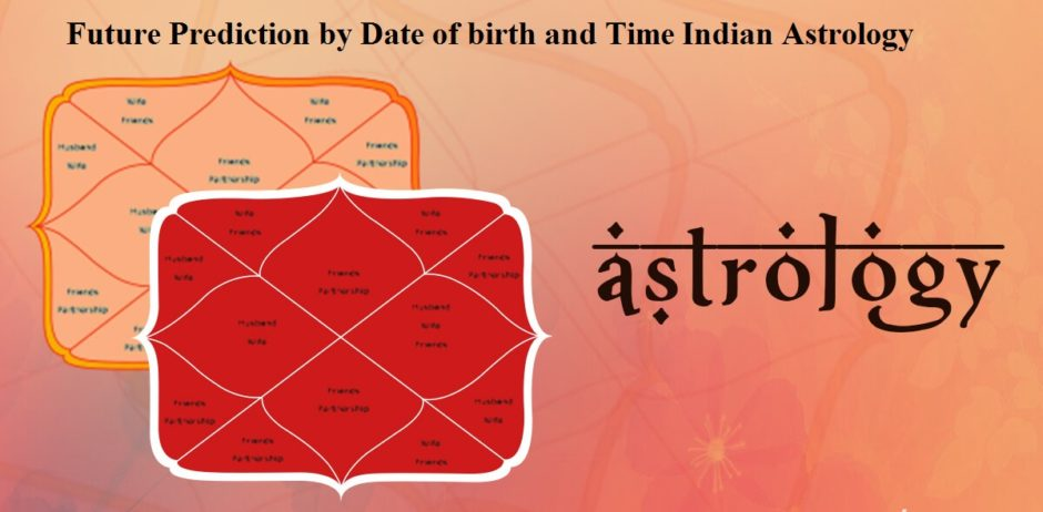 astrology as per time and date of birth