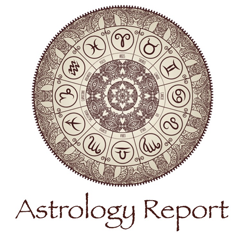 Astrology Report by Date of Birth